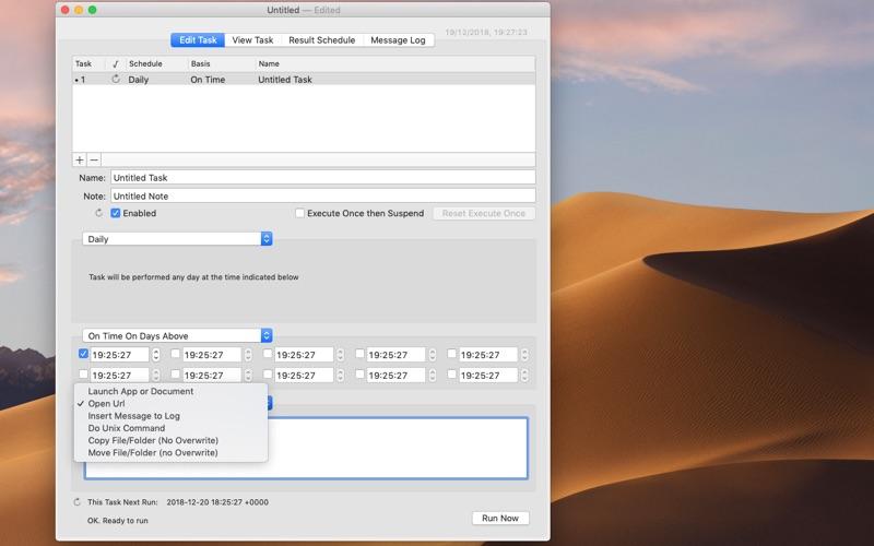 Cronette Screenshots