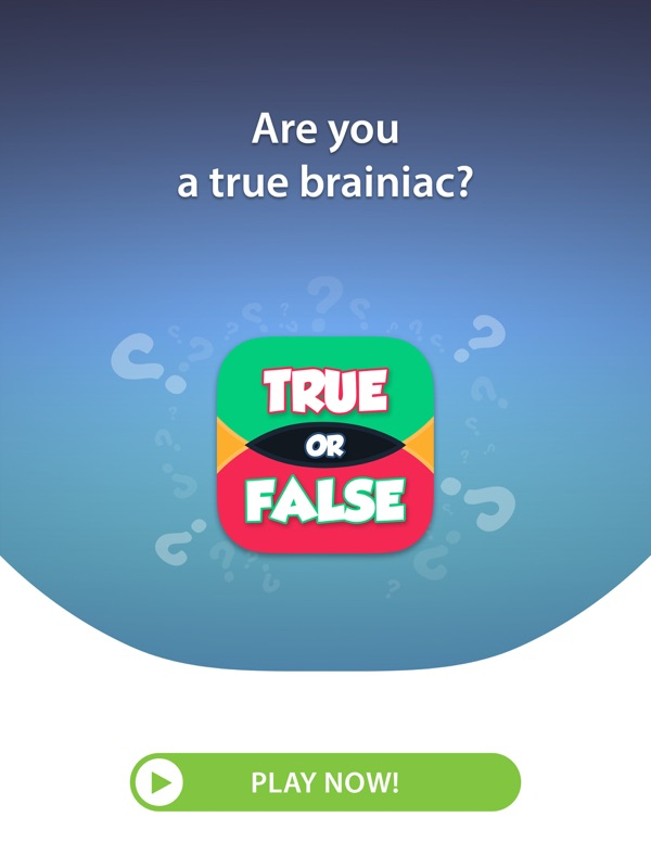 True or False:Trivia Questions - Online Game Hack and Cheat