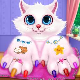Superstar Kitty Nail Salon