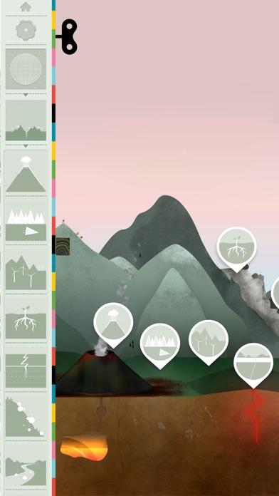 Screenshot for Die Erde von Tinybop in Germany App Store