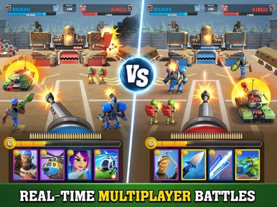 Mighty Battles screenshot 7