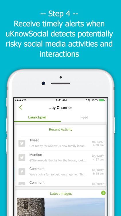 uKnowSocial screenshot-3