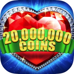 Slots Heart Of Diamonds Casino By Unijoy Game Co Limited