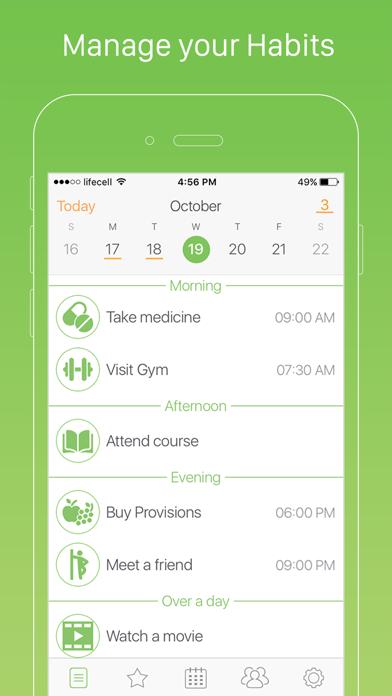 Daily Habits - Habit Tracker