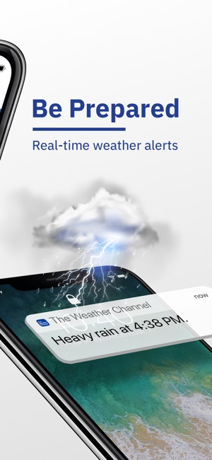 the weather channel  forecasts on the app store
