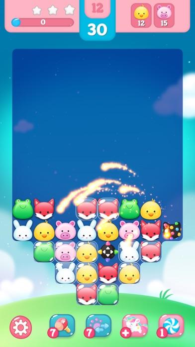 Screenshot 3 Happy Zoo Island-Match 3 Games