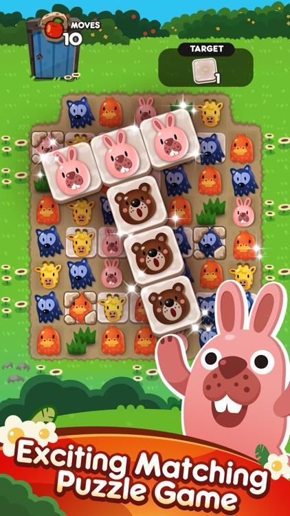 POKOPOKO The Match 3 Puzzle screenshot-0