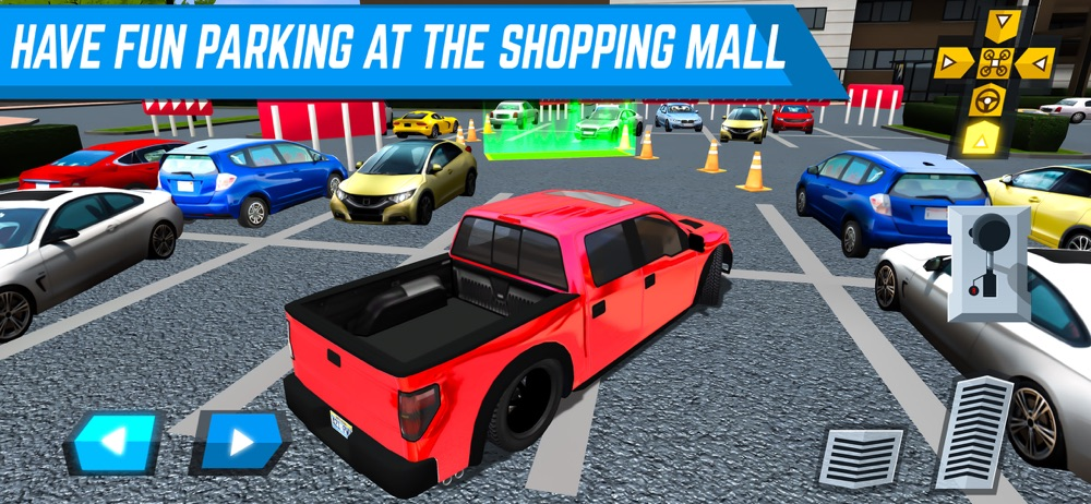 Shopping Zone City Driver Cheat Codes