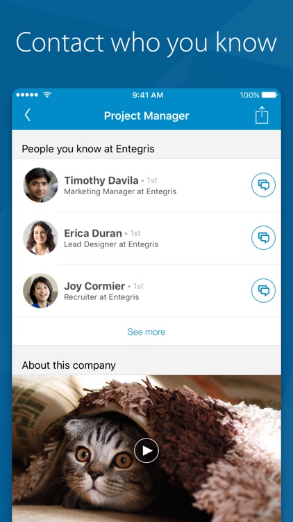 LinkedIn Job Search screenshot-3