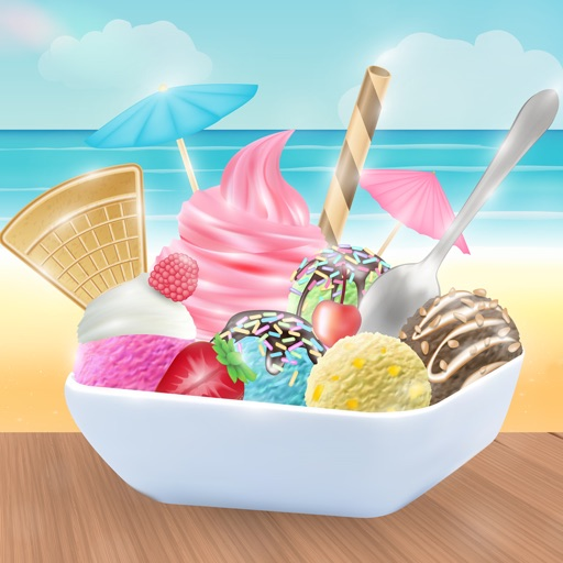 Ice Cream Chef iOS App