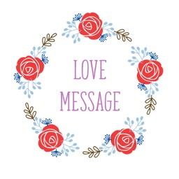 Love Typo - Animated Minimal Typography Stickers