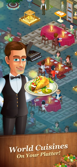 Star chef cooking game on the app store screenshots forumfinder Choice Image