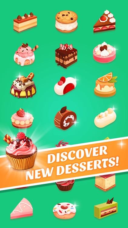 Merge Desserts - Idle Game screenshot-4