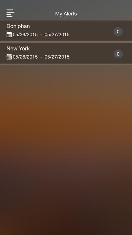 Hotel Alerts screenshot-5