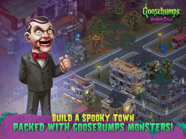 Goosebumps - HorrorTown Screenshot