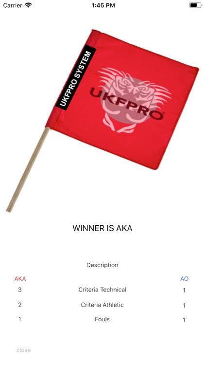 UKFPRO Match Kata lite screenshot-3