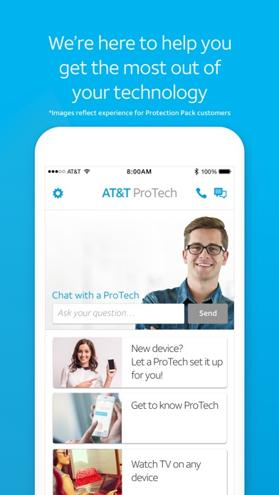 AT&T ProTech for Windows