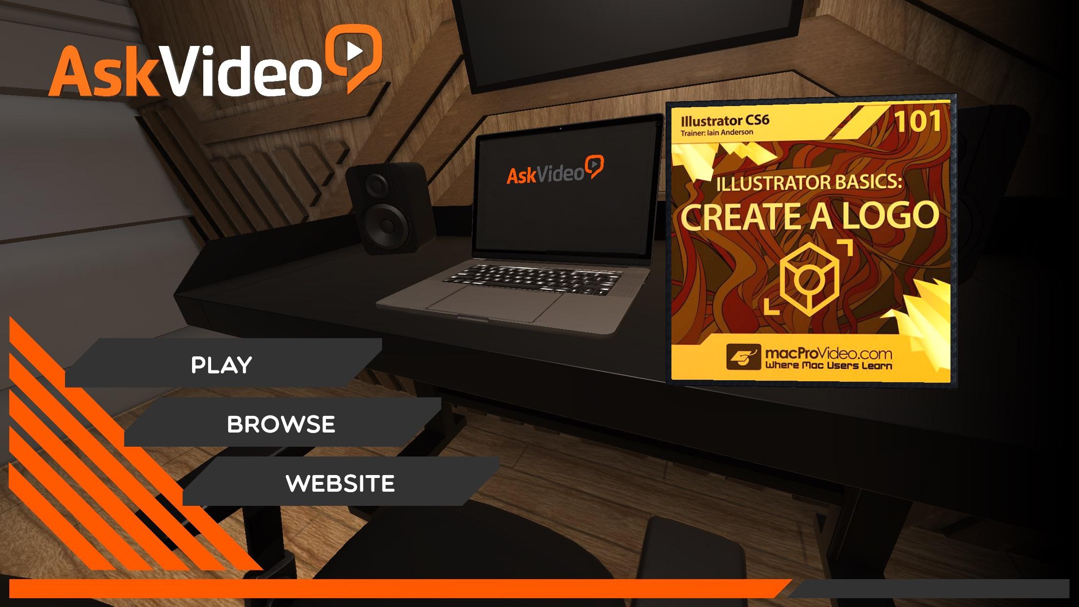 AV for Illustrator CS6 101 Screenshot