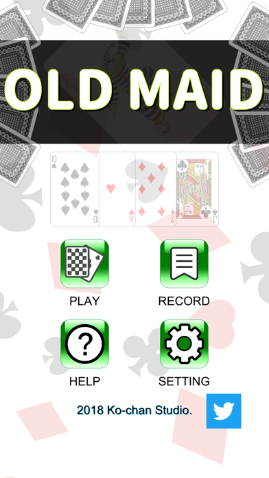 Old Maid(Babanuki) screenshot three