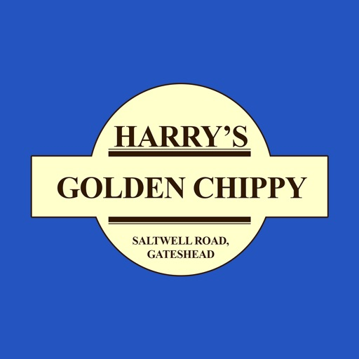 Harrys Golden Chippy NE8