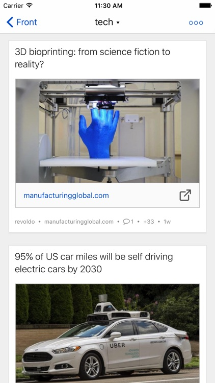 Readder for Reddit screenshot-4