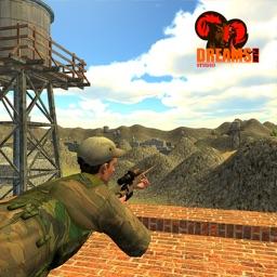 Desert Sniper Shooting 3D