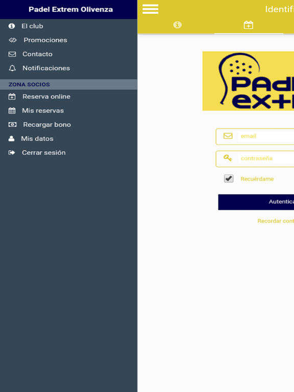 Padel Extrem Olivenza screenshot 8