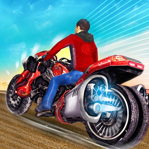 MMX Highway Bike Traffic Crash iOS App