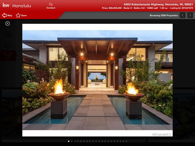 KW Real Estate Search for iPad screenshot-4