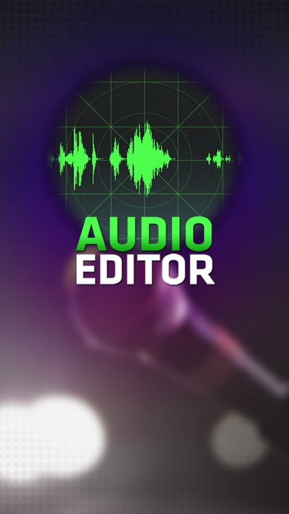 Audio Editor screenshot-0