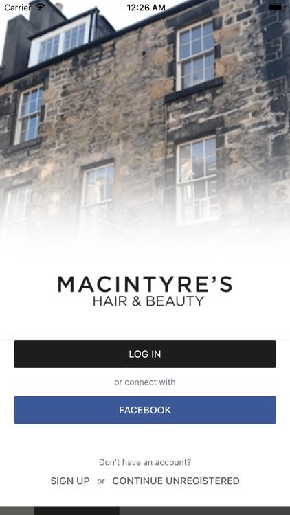 Macintyres screenshot-3