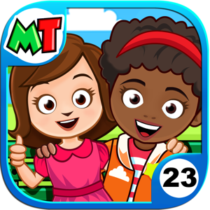 My Town : Best Friend's House app