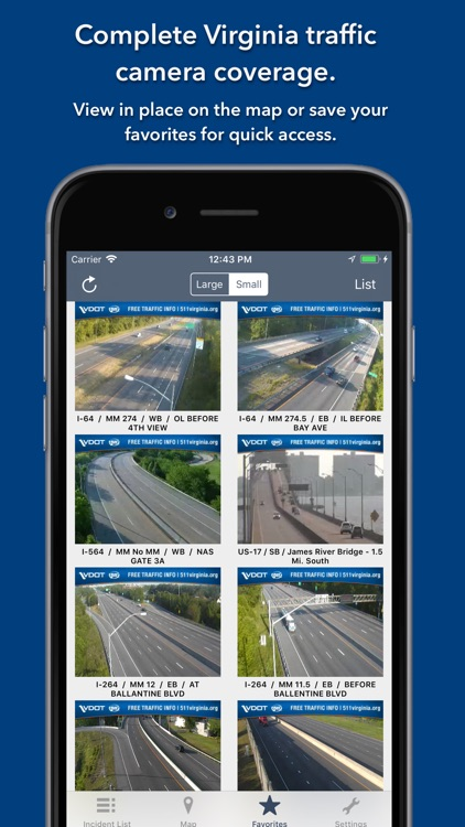 Virginia State Roads screenshot-3