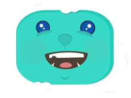 Winston Yeti is a cute fun friend in your iMessage app