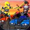ATV STREET FIGHT RACING