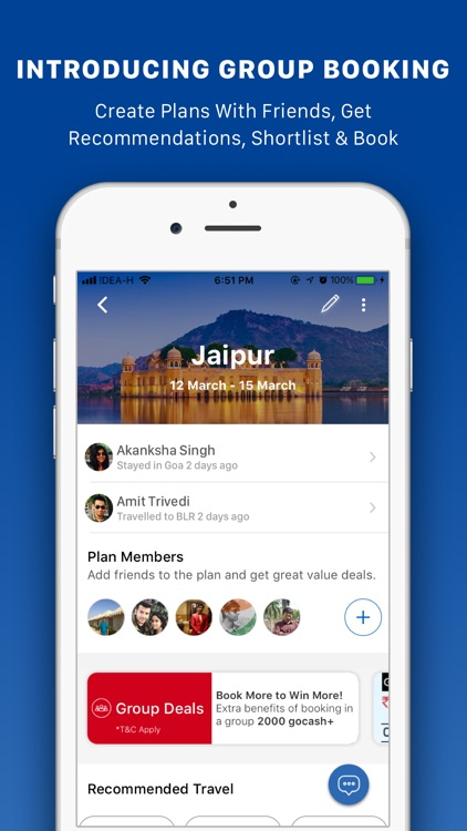 Goibibo screenshot-1