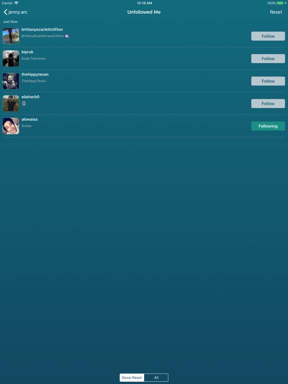 Followers Pro + for Instagram-ipad-6