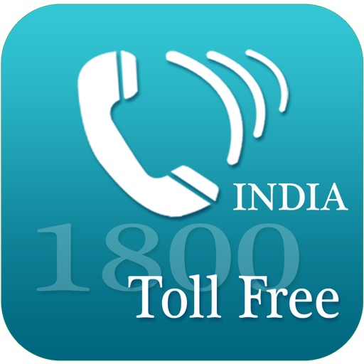 Toll Free Numbers India - Contacts on your finger tips ! iOS App