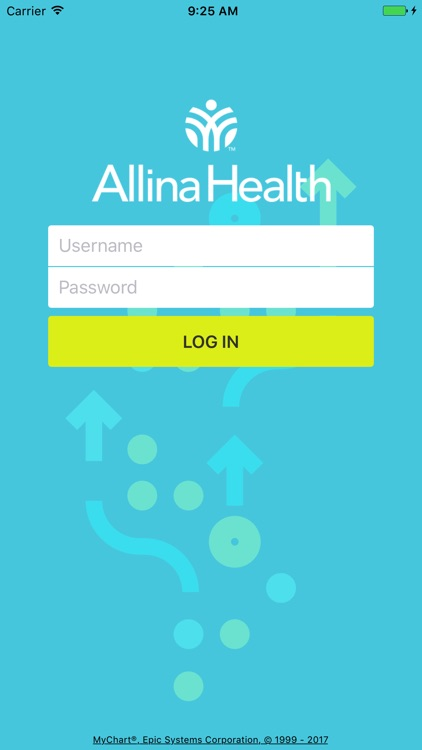 Allina Health account