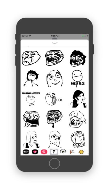 Memes - Sticker Pack screenshot-5