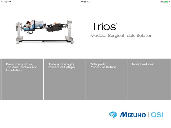 app para trios