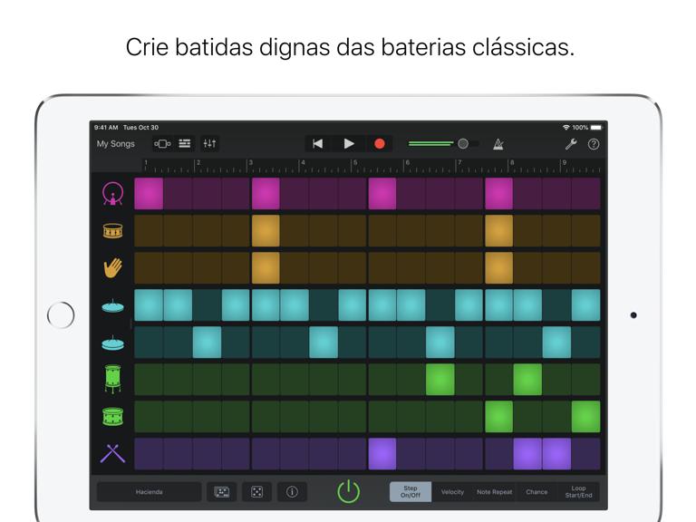iPad Captura de ecrã 1