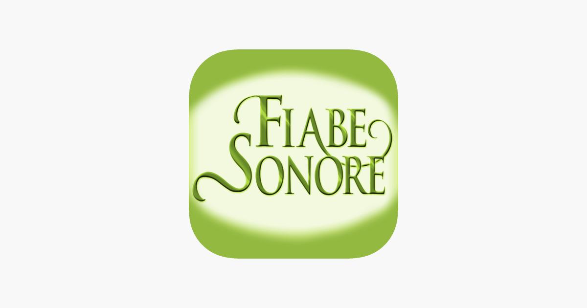 Fiabe Sonore Su App Store