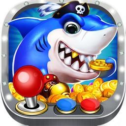 欢乐捕鱼大师 - 深海疯狂扑鱼电玩城
