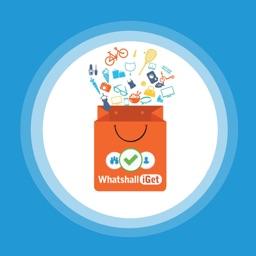 WhatshalliGet Shopping