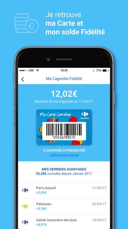 Carrefour screenshot-4