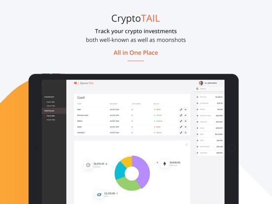 CryptoTAIL screenshot #1