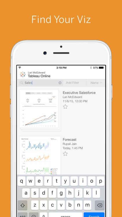 Tableau Mobile screenshot-4