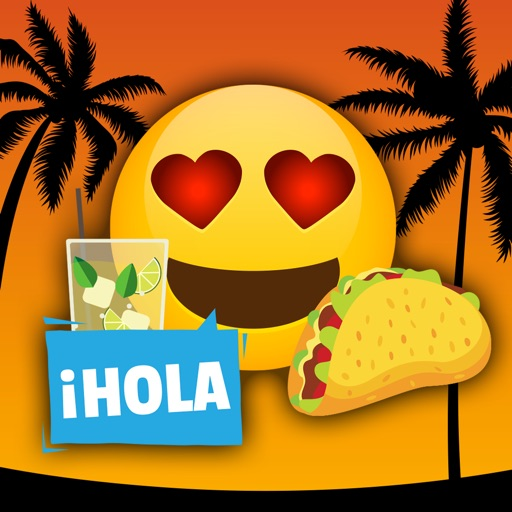 LATINOMOJI - Latino Emoji App & Photo Editor by Leland Sedberry