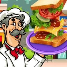 Activities of Sandwich Baker